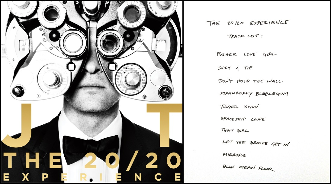 45b513f812f5a1 Pour son nouveau look Justin Timberlake a collaboré avec Tom Ford…  classieux ! THE 20 20 EXPERIENCE ALBUM COVER AND TRACK LIST REVEALED!