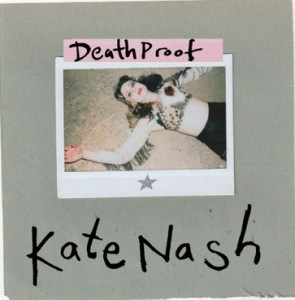 Kate Nash - Death proof - EP-Cover
