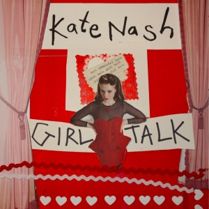 Kate Nash - Girl Talk - LP - Cover