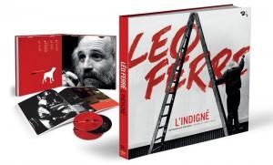 L'intégrale Léo Ferré - L'indigné- Cover
