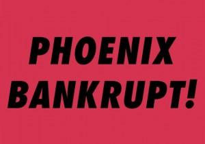 Phoenix - Bankrupt!-Red