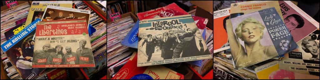 Retrosingle - The Libertines - Lady Gaga - Interpol - Store