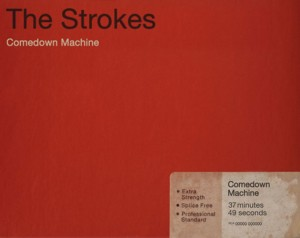The Strokes - Comedown Machine - Cover