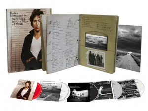 Bruce Springsteen -The-promise-Box Set