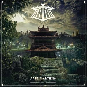 IAM- Arts Martiens- Cover