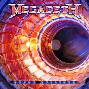 Megadeth_Super Collider_Cover