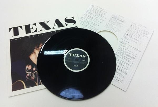 Texas - The Conversation - Vinyl