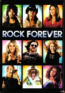 Rock Forever Cover