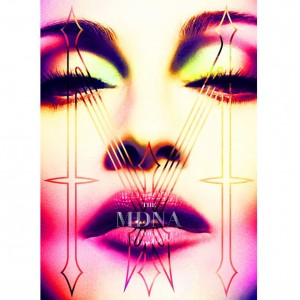 Madonna - MDNA Tour - DVD - Blu Ray - Cover