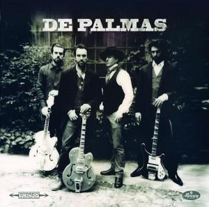De Palmas - De Palmas - Cover