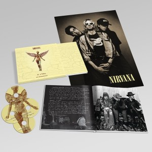 Nirvana -  In Utero- 20th anniversary  - 3CD 1 DVD