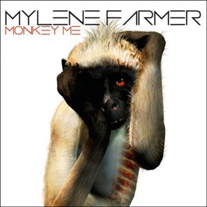 Mylene Farmer - Monkey Me - Single - Cover