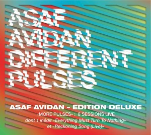 Asaf Avidan - Different Pulses - Deluxe Edition - Cover