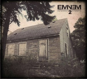 Eminem -The Marshall Mathers LP 2 - Cover