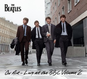 The Beatles-On air live at the bbc volume 2 -Cover