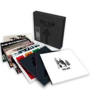 The Jam - The Studio Recordings - Vinyl