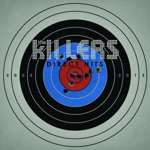 The Killers -Direct Hits - Best Of - Cover