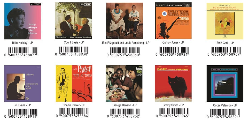 Verve - Back to Black - Vinyl