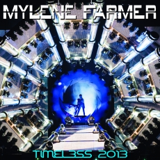Mylène Farmer -  Timeless 2013 - Cover