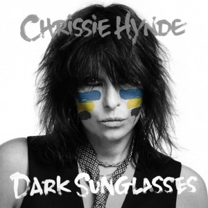 Chrissie Hynde- Dark Sunglasses