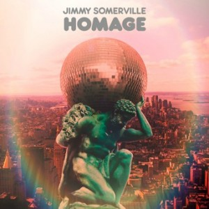 Jimmy Somerville _ Homage - Cover