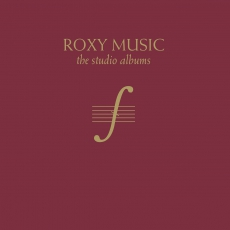 RoxyMusic_TheStudioAlbums